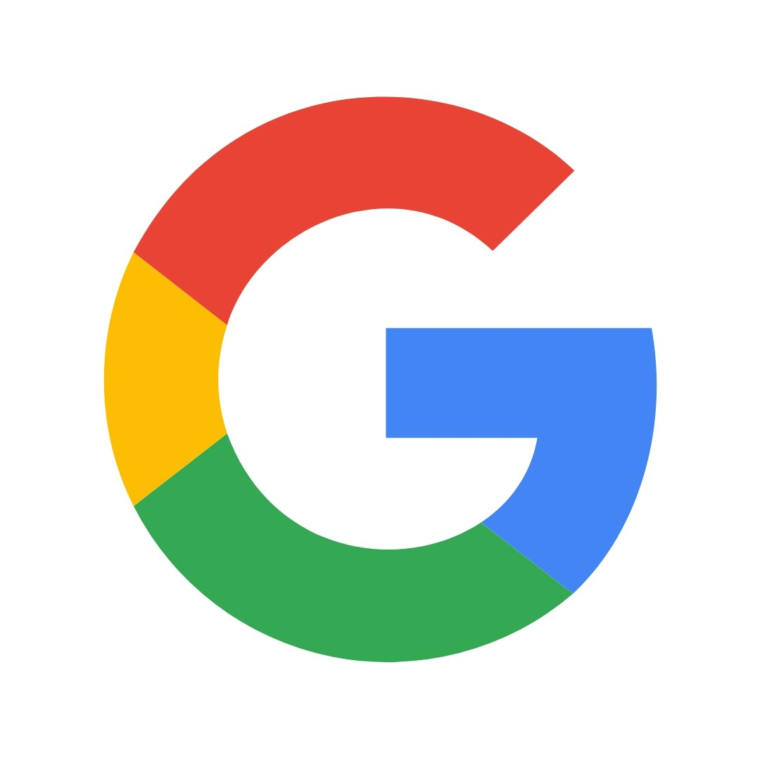 """Multicolored Google """"G"""" icon"""