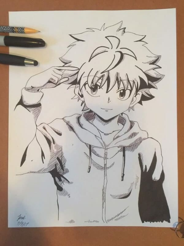 Cool Anime Drawing Ideas : anime, drawing, ideas, Anime, Drawing, Ideas, Beginner, Artists, Artistic, Haven