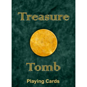 Treasure Tomb Playing Cards