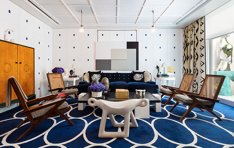 Kips Bay Showhouse - Juan Montoya's Room
