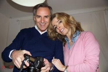 Estefania y Vicente Sierra - Photo Manuel Torres
