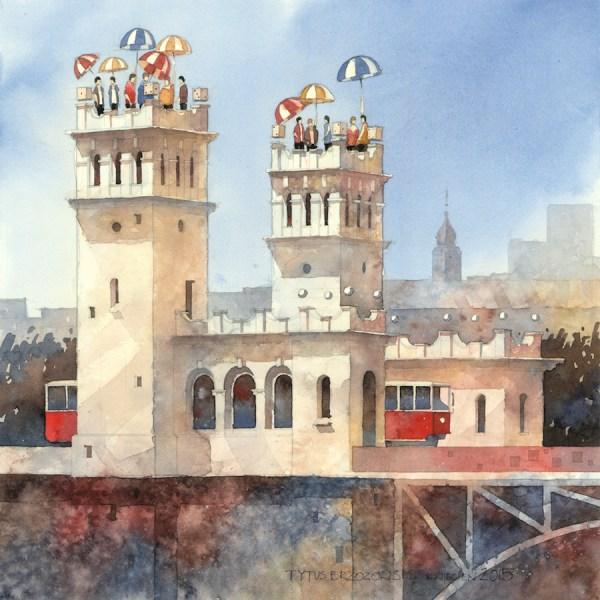 Artist Spotlight Tytus Brzozowski Artistic Odyssey