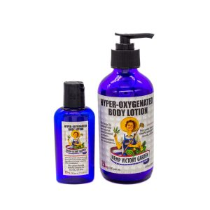Hyper-Oxygenated Body Lotion