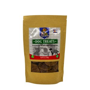 Organic Crunchy Dog Treats