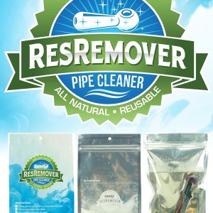 ResRemover Pipe Glass Cleaner