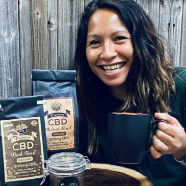 Marie CBD coffee