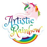 Artistic Rainbow Slime Shop