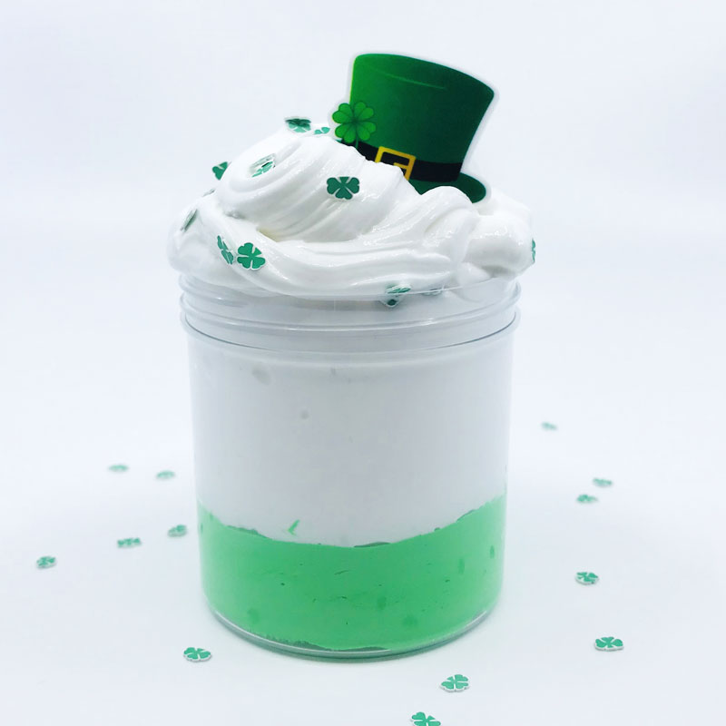 Lucky Hat Saint Patrick Slime
