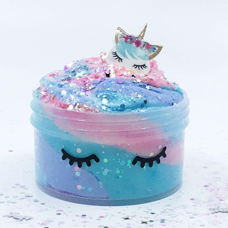 Unicorn Diva Slime