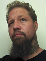 Clinton Ransdell At Artistic Skin Design and Body Piercing
