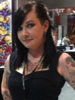 Dannielle DeBonis at Artistic Skin Design and Body Piercing