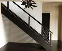 Stainless Steel Staircase | Artistic Stairs