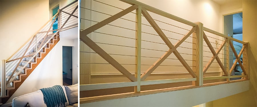 Modern Inspiration  Custom Cable Railing Systems