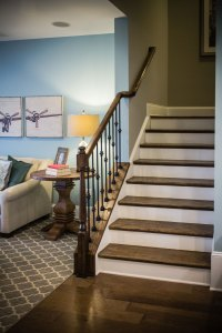Custom Stair Design: 4 Popular Staircase Styles