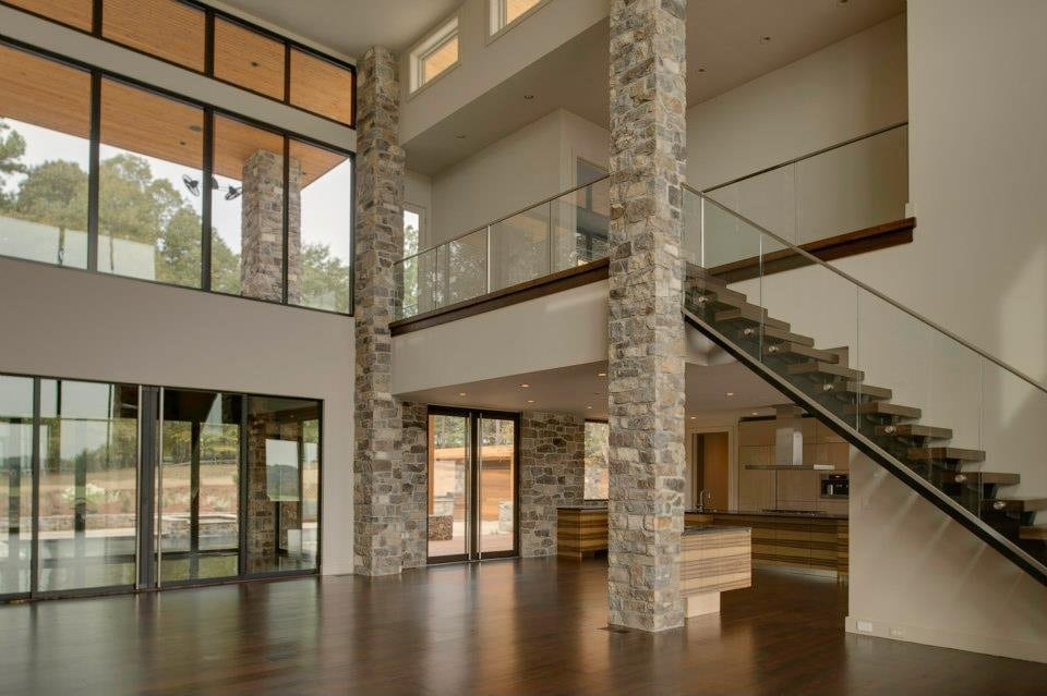 Modern Railing Design Southern Staircase Artistic Stairs | Modern Railing Designs For Stairs | Outdoor | Small | Interior | Stairway | Inside Staircase
