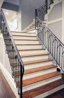 Wrought Iron Stair Railings Process and Design