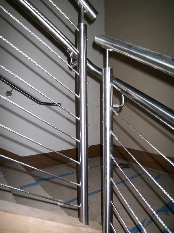 Cable Railing Systems Stainless Steel Stair