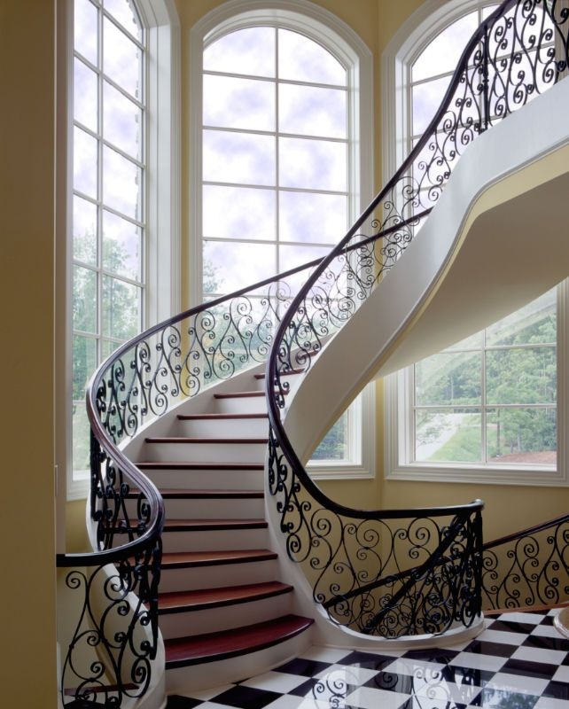 Home Southern Staircase Artistic Stairs | Glass Staircase Panels Near Me | Glass Railing Systems | Wood | Spiral Staircase | Stair Parts | Stainless Steel