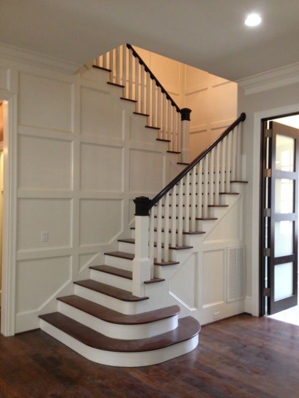 Home Southern Staircase Artistic Stairs | Staircase Builders Near Me | Deck | Baluster | Wrought Iron | Diy Staircase | Wood
