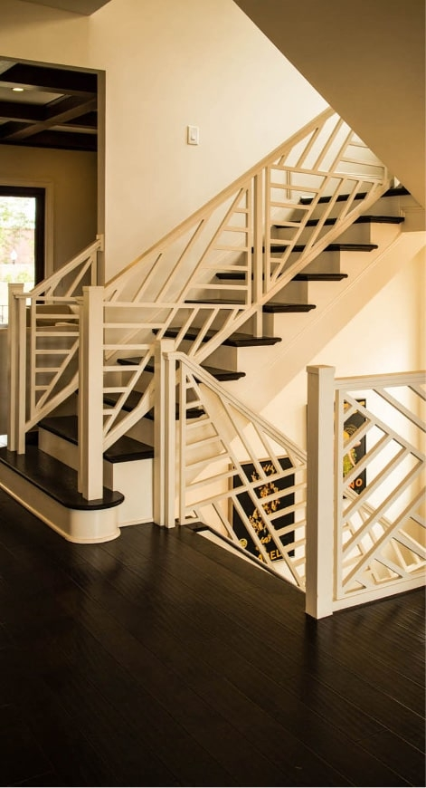 Home Southern Staircase Artistic Stairs | Stair Railings Near Me | Steel | Metal Stair Parts | Deck | Spindles | Deck Railing