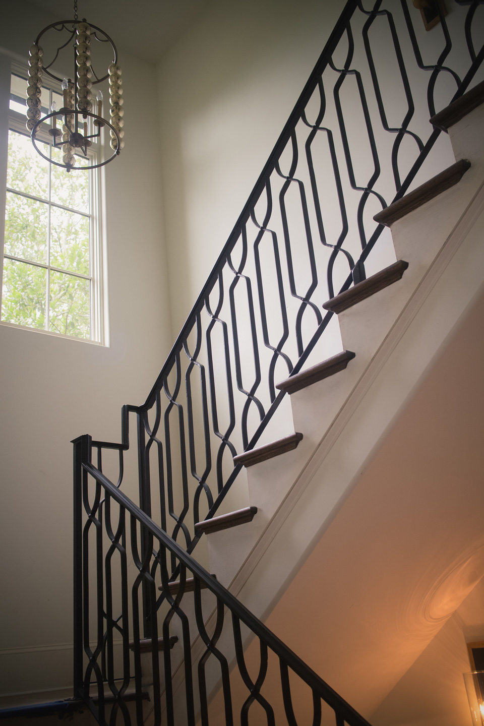 Wrought Iron Stair Railings  Custom Stairs Blog