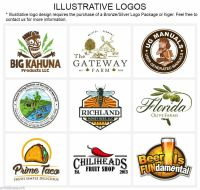 CUSTOM LOGO DESIGN | BUSINESS LOGO | UNLIMITED REVISIONS ...