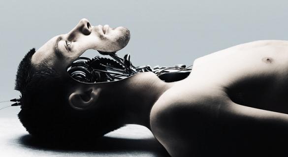 Transhuman Images: Cyborg Man