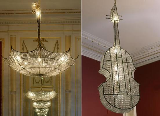 Rock And Royal Chandeliers