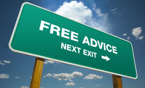 Be Careful Where You Get Advice