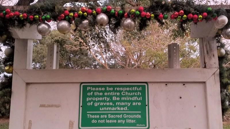 Sacred Sign