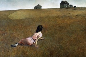 Wyeth christina's world 1948