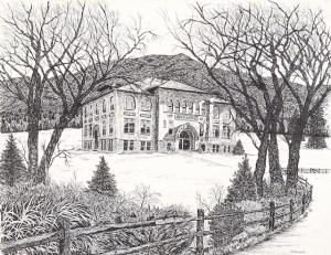 sprague_Old Salida High School