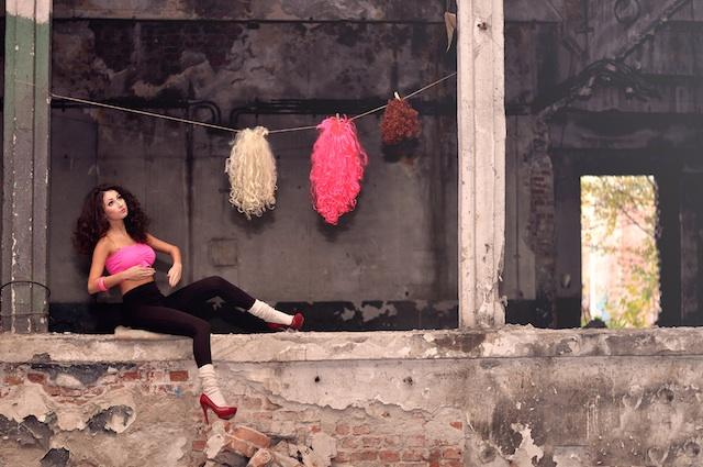 Artist: Stephany Ficut City: Oradea, Romania Title: Plastic Medium: Photography