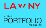 Los Angeles vs New York Art Exhibition Artist Portfolio Magazine