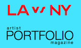 Los Angeles vs New York Art Exhibition Artist Portfolio Magazine