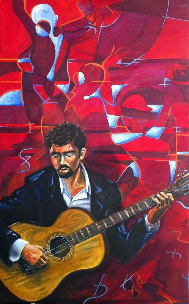 Title: Sound Medium: Oil On Canvas Size: 30x40