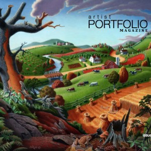 Artist Portfolio Magazine - Issue 14
