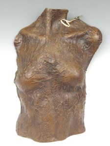 "Title:Coming Out Party! Medium:	bronze sculpture Size:	22""x16""x3"""