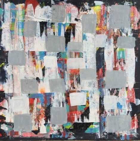 Title:Chessmate Medium:Acrylic on canvas Size:60x58