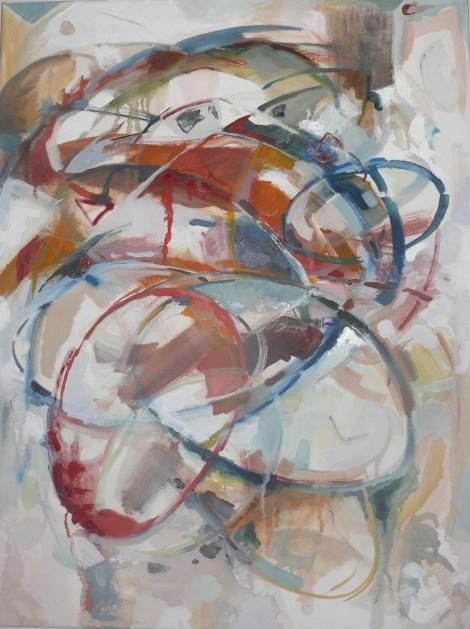 Title: Motion Medium: Oil paint on canvass Size: 60cm on 82cm