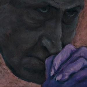 Title POLITICS binyamin netanyahu 9th prime minister of israel Medium pastel on paper Size 20x30 cm