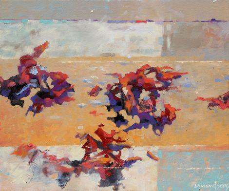 "Title:Isaac's Flux Medium:oil on canvas Size:20"" x 24"""