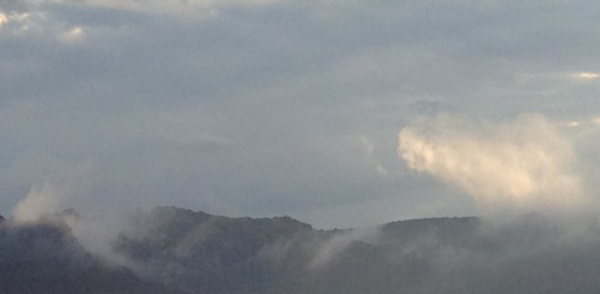 Title cloudy mountain2 Medium photography Size 2588 x 1272