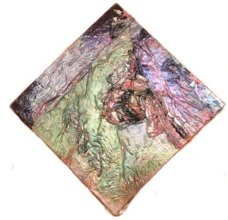 "Title:Turtle Reef Medium:PaletteArt Acrylic™ Size:12""x12"""