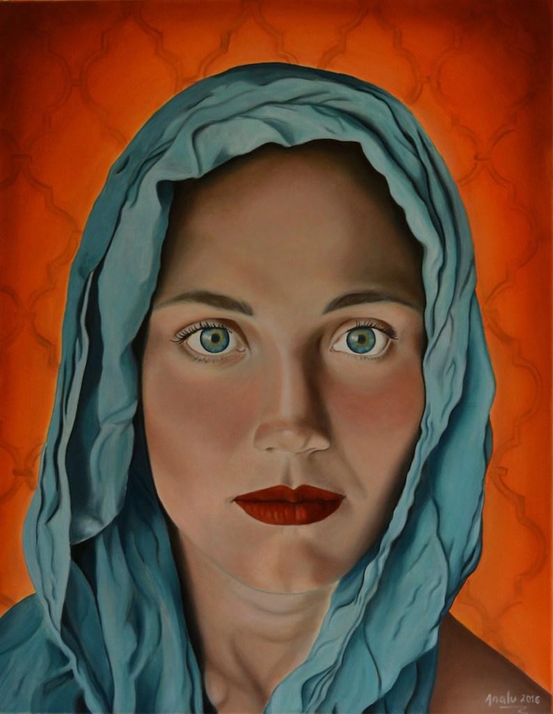 Title:Arcana Medium:Oil on canvas Size:90x70
