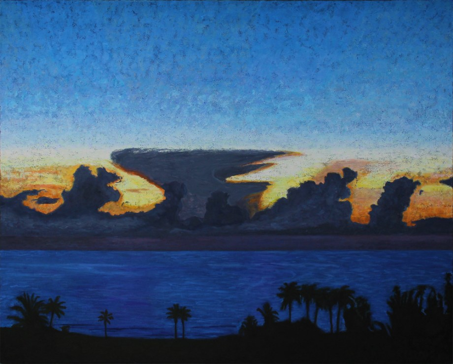 Title:Boca del Rio Medium:	Oil Size:	48 X 60 inches