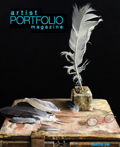 Artist Portfolio Magazine - Issue 30