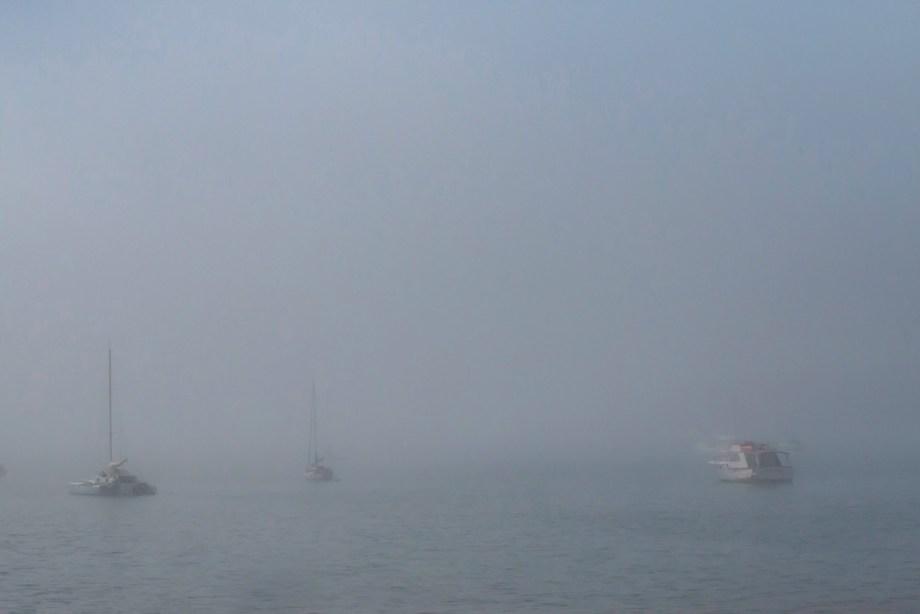 Title:Harbor Fog Medium:Photography Size:16x20