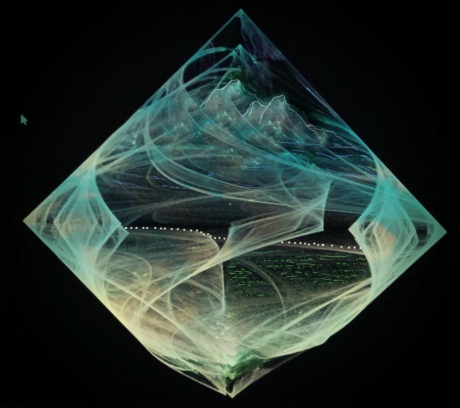 Title:Thinning Of The Veil Medium:Digital Size:12 x 10.625