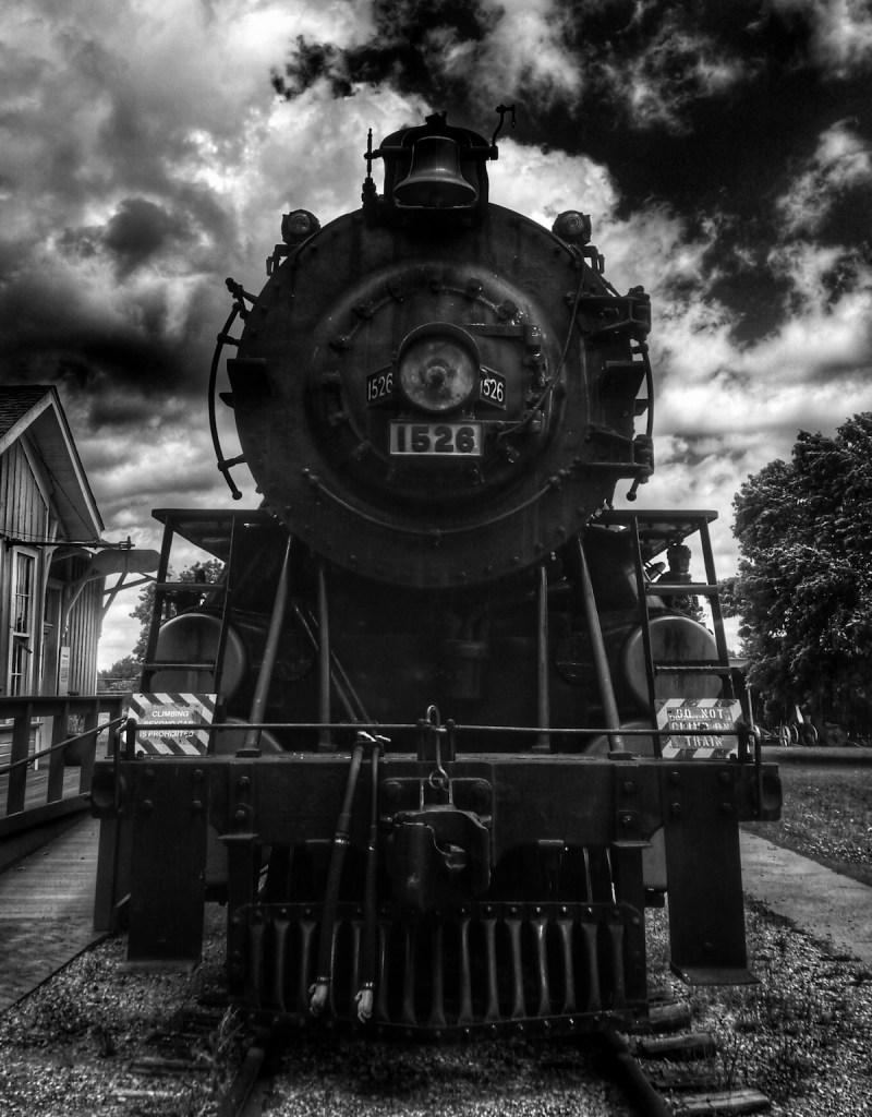 Title:Locomotive Medium: Digital Photography Size:1562x2000 pixels 1.5MB